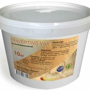 travertino vax воск -тонировка для штукатурок;